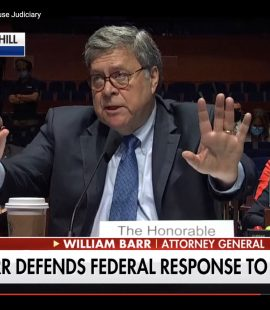 Attorney Bill Barr Testifies