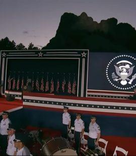 President Trump Mount Rushmore Speech