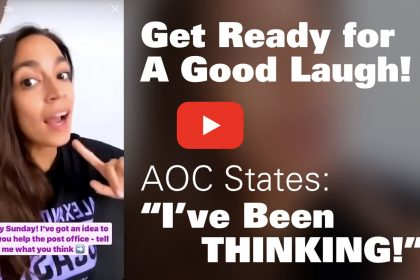 AOC States I've Been Thinking About the Post Office