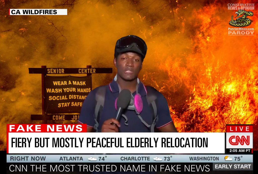 CNN Fiery But Mostly Peaceful Elderly Relocation