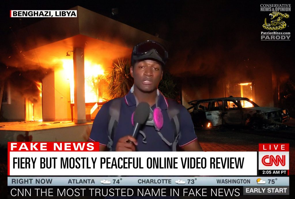 Fiery But Mostly Peaceful Online Video Review