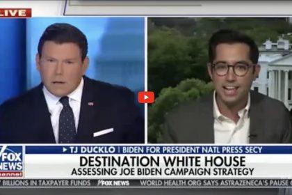 Biden Press Secretary Won't Answer Question if Biden Uses Teleprompter in Interviews