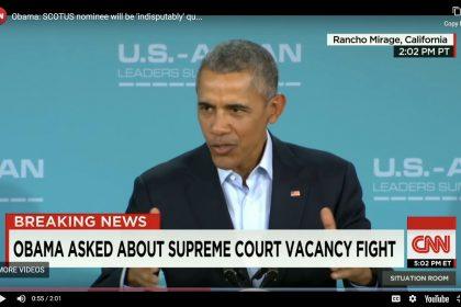 Obama Fill That Seat