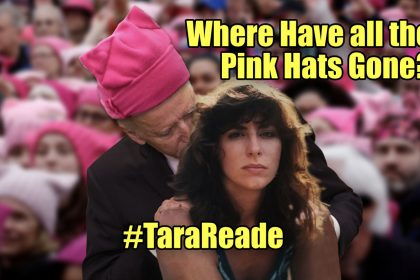 Tara Reade Joe Biden Where have all the pink hats gone?