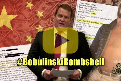 #BodulinskiBombshell