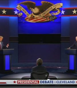 Fact Checking First Presidential Debate