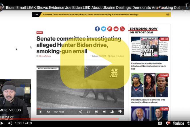 Hunter Biden Emails