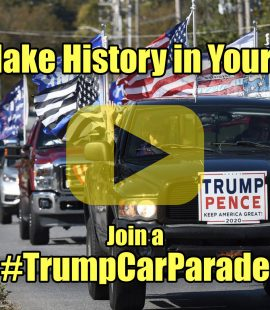 Join a Trump Car Parade in Your State!
