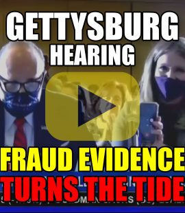 Gettysburg Hearing Fraud Evidence Turns the Tide