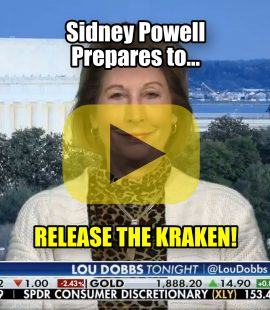 Sidney Powell Prepares to Release the Kraken on the Swamp!