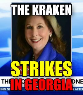 The KRAKEN STRIKES IN GEORGIA
