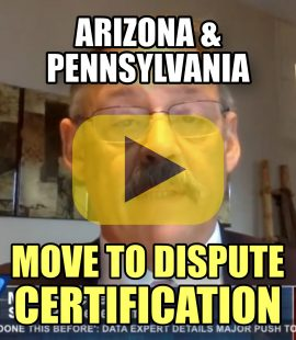 AZ + PA Move to Dispute Certification