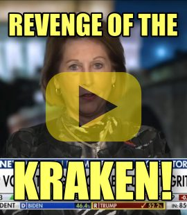 Revenge of the Kraken!