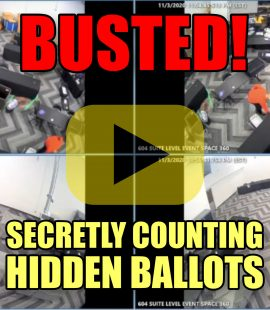 BUSTED! Secretly Counting Hidden Ballots