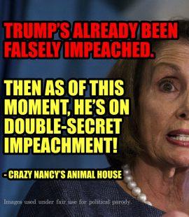 Double Secret Impeachment