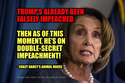 Double Secret Impeachment