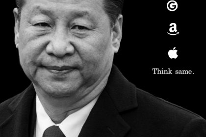 Think Same CCP et al Big Brother Tech Purge