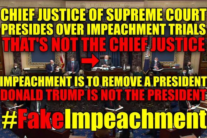 Fake Impeachment