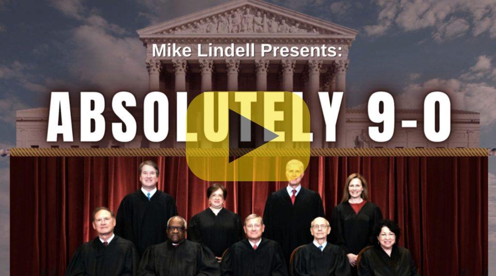 Mike Lindell Presents Absolutely 9-0
