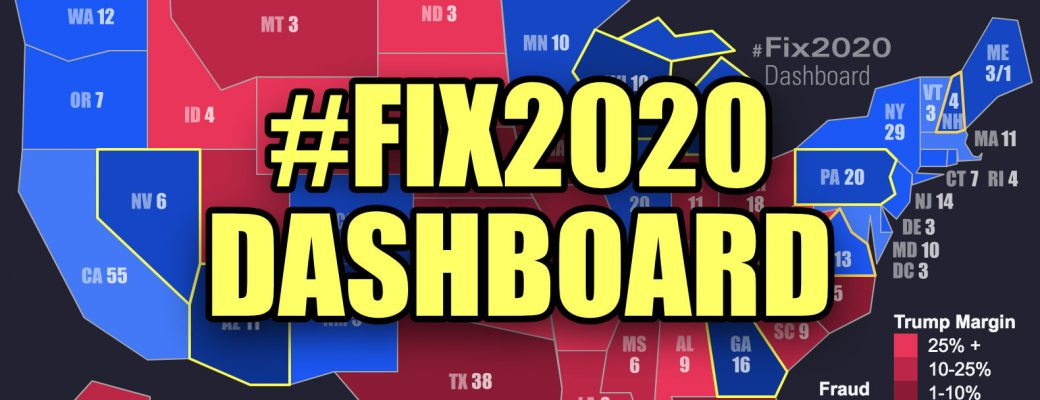 #Fix2020 Dashboard Featured Image