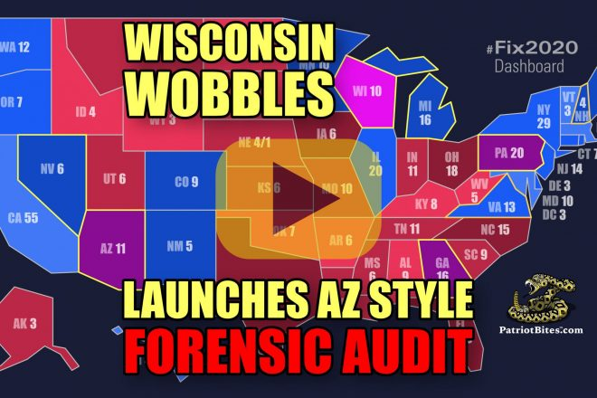 Wisconsin Wobbles Launches AZ Style Forensic Audit