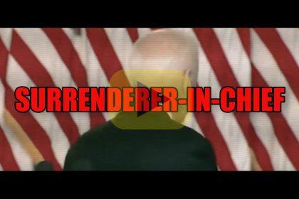 Surrenderer-in-Chief