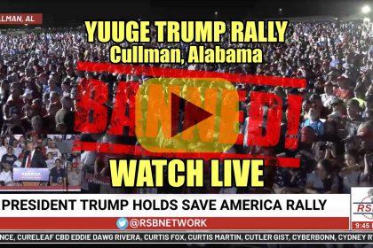 Yuuge Trump Rally Cullman Alabama Watch Live