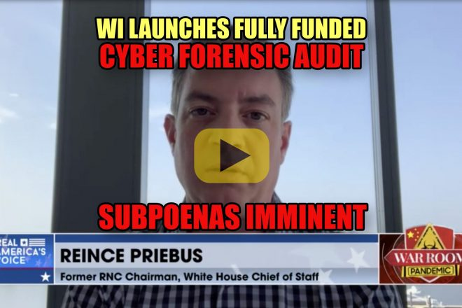 WI Launches Fully Funded Cyber Forensic Audit Subpoenas Imminent