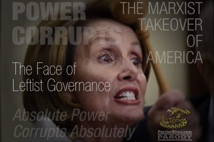 Power Corrupts The Face of Leftist Governance Absolute Power Corrupts Absolutely