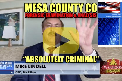 "Mesa County CO Forensic Examination & Analysis ""Absolutely Criminal"""